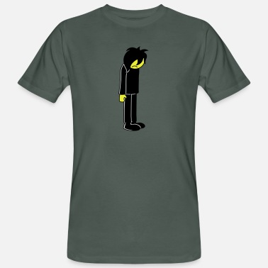 Sad Sad Emo - Men's Organic T-Shirt