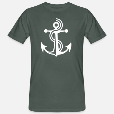 Anchor anchor - Men's Organic T-Shirt
