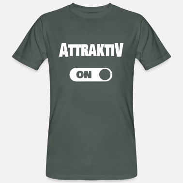 Attractive Attractive - Men's Organic T-Shirt