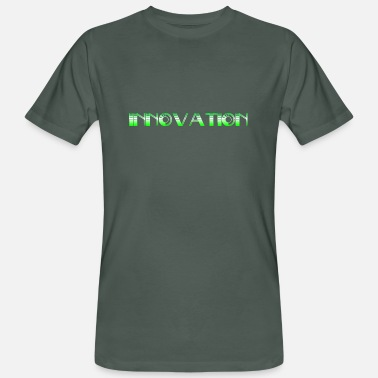 Innovation innovation - Men's Organic T-Shirt