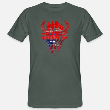 Memorial Day Memorial Day - Memorial Day - Men's Organic T-Shirt