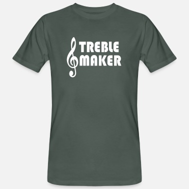 Brass Band Treble maker - Men's Organic T-Shirt
