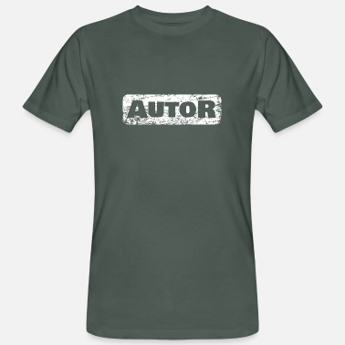 Authority author - Men's Organic T-Shirt