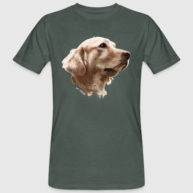 The Labrador Retriever - Men's Organic T-shirt