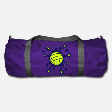 Waterpolo volleyball waterpolo tache eclaboussure - Sac de sport