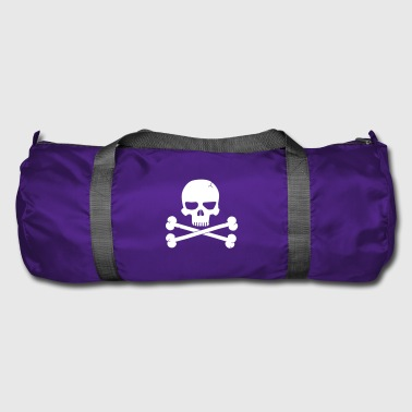 Crossbones Skull - Duffel Bag