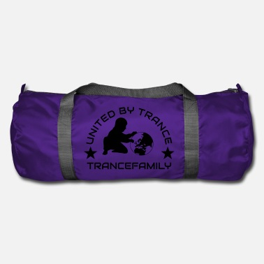 United UNITED BY TRANCE - Duffle Bag