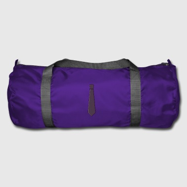 Necktie Necktie Gift idea for the day - Duffel Bag