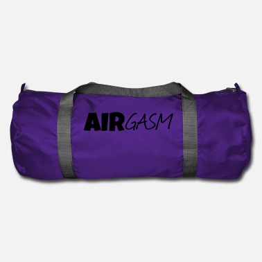 Sports Airgasm - The pleasure of air sports - Duffle Bag