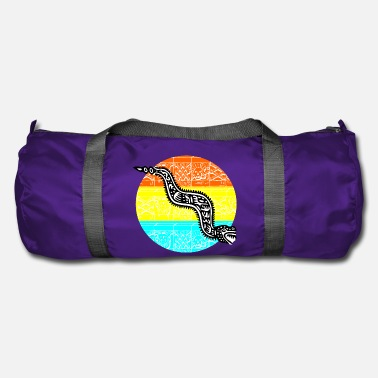 Inca Aztec Incas Serpent - Duffle Bag