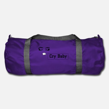 Cry Baby Cry baby - Duffel Bag