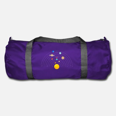 You are here Solar System - Duffle Bag