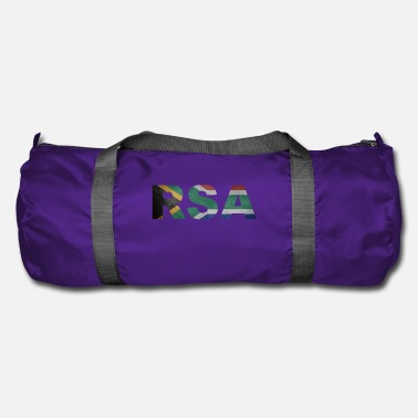 South Africa RSA Republic of South Africa South Africa Africa - Duffle Bag