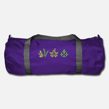 Plant Grounds plants - Duffle Bag