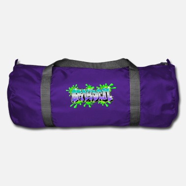 Graffiti Brayden Graffiti Name - Sac de sport