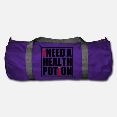 Health Health potion - Sporttas