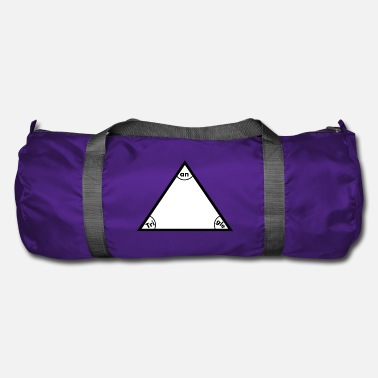 Triangle triangle - Duffle Bag