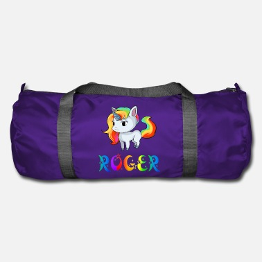 Roger Unicorn Roger - Duffle Bag