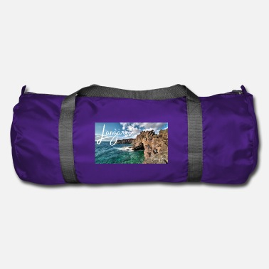 Canary Islands Los Hervideros Lanzarote Canary Islands Canary Islands - Duffle Bag