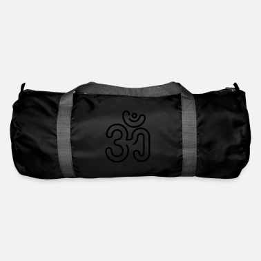 OM sign - Duffle Bag