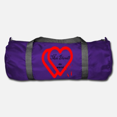 Heartache Mei Dirndl, you were heartache - Duffle Bag