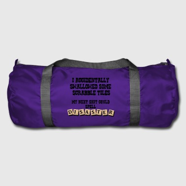 Scrabble SCRABBLE MERCHANDISE - Duffel Bag