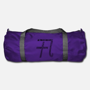Asian Asian character - Duffle Bag
