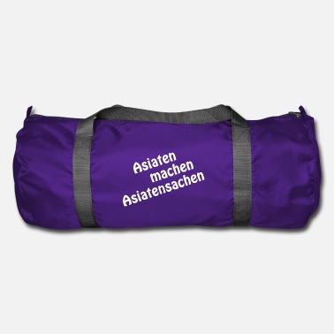 Asian Asians make Asian things - Duffle Bag