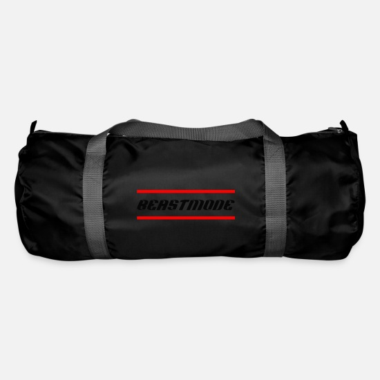 Bags & Backpacks - Beast mode - Duffle Bag black