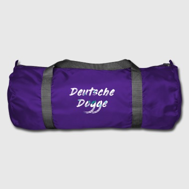Dogue Allemand - Sac de sport