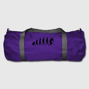 witch witch witch broom witch magic spells3 - Duffel Bag