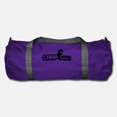 Carpe Poisson Carpe, poisson, pêche à la carpe, pêche - Sac de sport