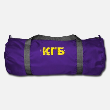 Kgb Vintage Use KGB - Duffel Bag