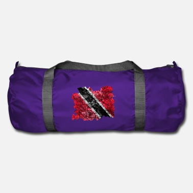 Trinidad And Tobago Trinidad and Tobago vintage flag - Duffel Bag