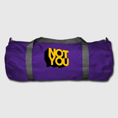 JOSZ DESIGN Not You 1 - Sporttasche