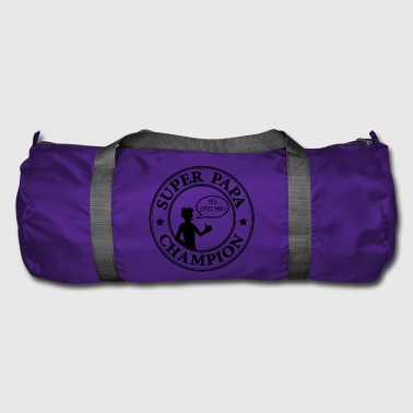 Super Dad super dad - Duffel Bag