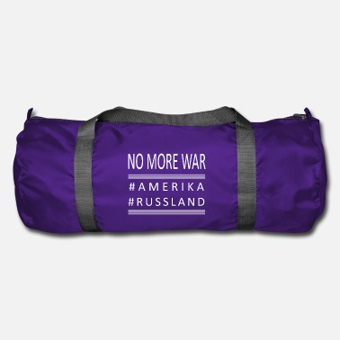 Conflict America Russia war Syria conflict - Duffel Bag