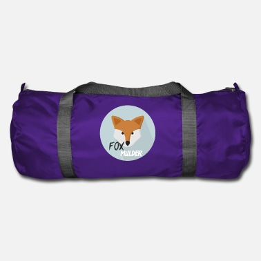 Officialbrands Fox Mulder T-skjorte - Sportsbag