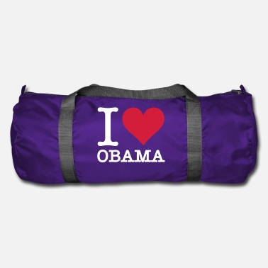 Obama Amo a Obama - Bolsa de deporte