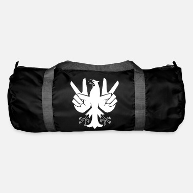 German Eagle Cool Peace Eagle | Peace Eagle | German eagle - Duffle Bag