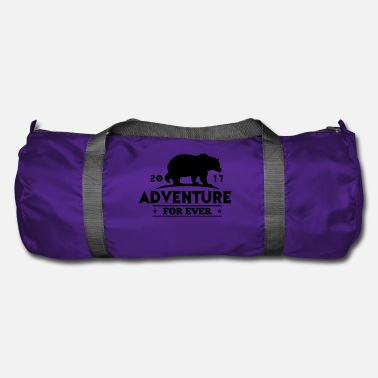 Sport ADVENTURE FOR EVER - GRIZZLY - Sporttas