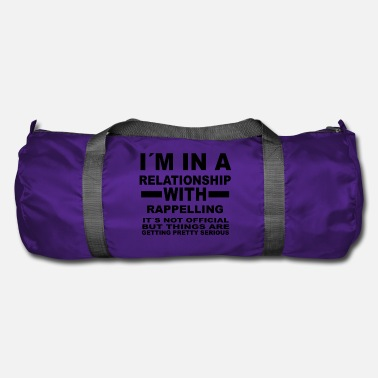 Rappel relationship with RAPPELLING - Duffle Bag