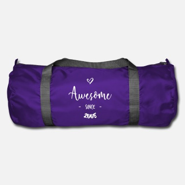 Since Awesome since 2008 - Sac de sport