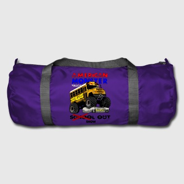 Monster truck - Duffel Bag