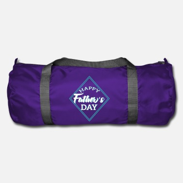 Fathers Day Father's Day: Happy Father's Day - Duffel Bag