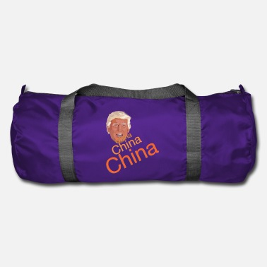 Chino Donald Trump - China China China - Bolsa de deporte