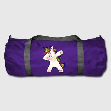 Unicorn Dabbing Unicorn T-Shirt - Duffel Bag