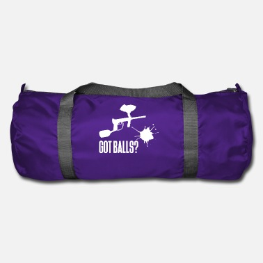 Paintball Paintball - Paintballer - Paint - Paintball weapon - Duffle Bag