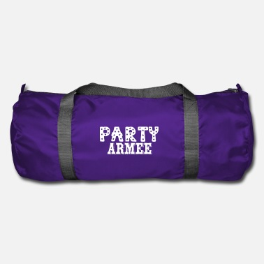 Party Party army - Duffle Bag