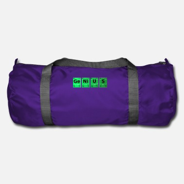 Periodic Table Science Periodic Table Genius Periodic Table - Duffel Bag